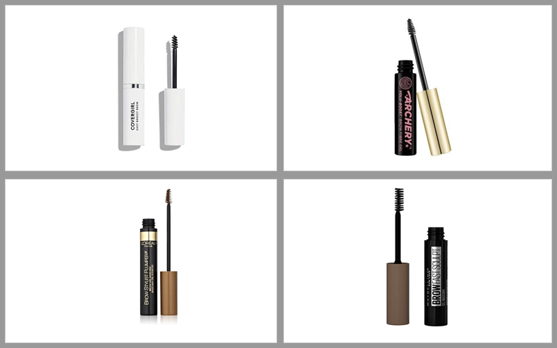 Best Drugstore Brow Gel