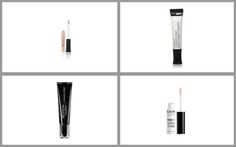 Best Drugstore Eyeshadow Primer