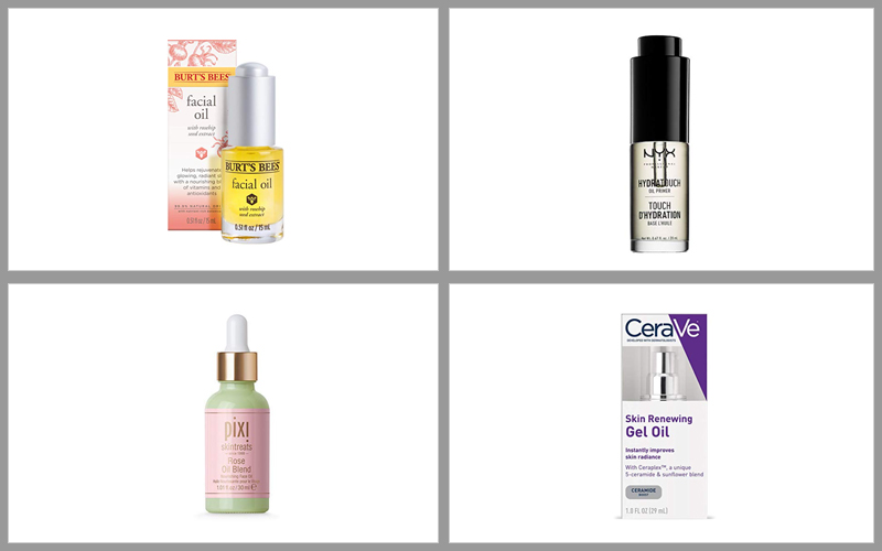 Best Drugstore Face Oil