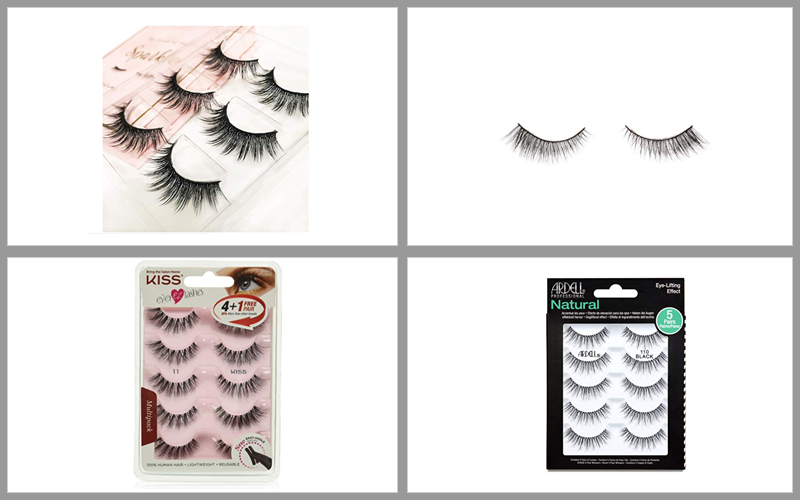Best Drugstore Fake Lashes