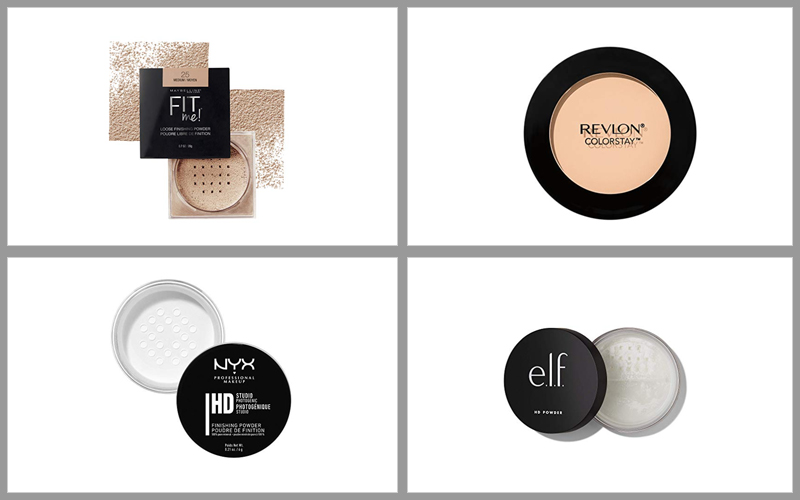 Best Drugstore Finishing Powder